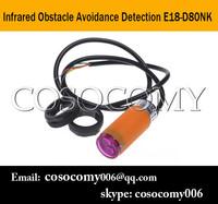 E18-D80NK Infrared Obstacle Avoidance Detection IR Sensor