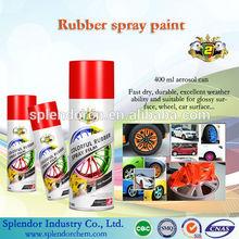 Rubber Paint/ Plastic Dip/ splendor rubber paint/ splendor plastic dip/ fire retardant copper rubber paint
