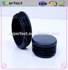 China Plastic Pipe End Cap Plugs Furniture Plastic End Caps Exporters