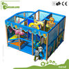 Customized design of kids toy indoor playground for home