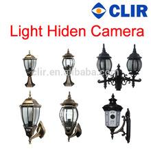 IR HDCVI Camera Outdoor Light Hiden Camera