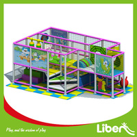 Small Beautiful Indoor Playground with Good Price for Day Care Center LE.T5.401.170.00