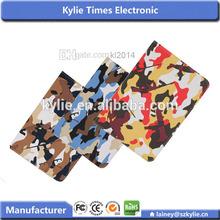 camo leather case for ipad air case ipad 5 ipad mini with wake on open sleep on close function no112