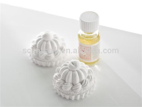 Dolum kokuları yağı hava spreyi dekoratif sıva/seramik ev koku taş