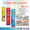 PU/POLYURETHANE SILICONE SEALANT/ pu sealant for windshield/ splendor pu construction sealant 600ml