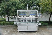 automático de agua potable completa de la planta de embotellado
