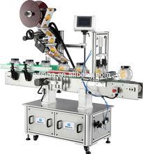 Latest Advancements Round and Flat Bottles Universal Labeling Machine