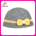 inverno livre padrão malha chapéu de crochê para adultos