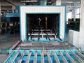 frente de separação de tambor para a máquina de aço linha de produção barril ou tambor de aço que faz a máquina da amex