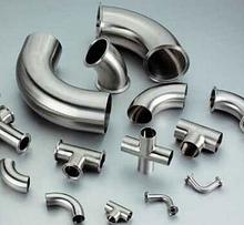 astm b363 GR2 titanium pipe fittings