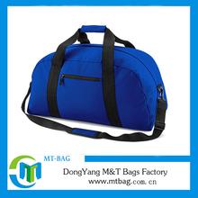 Fashion European Stylish Durable waterproof polyester gym duffel bag