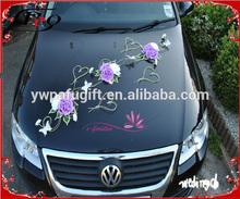 Car Roses Flower Kit Wedding Decorations