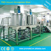 China PMK high quality electric heating stainless steel liquid laundry soap making machine