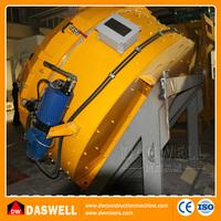 professional electric motor SICOMA vertical shaft concrete mixer