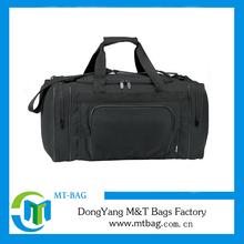 2014 trendy American gymnastic bag 1680D polyester Black Gym Bag