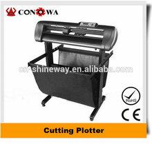 Economic type cutting plotter/vinyl cutter JK721 vinyl sticker cutter plotter