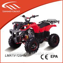 125cc atv for sale cheap/125cc four stroke Loncin engine with CE/EPA LMATV-125HM