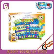 Talking alphabet Book Baby Learning machine toy/ Baby World Toys BW122288