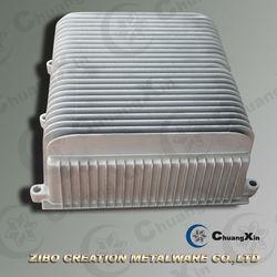 Electric Vehicle Radiator Aluminum DieCasting