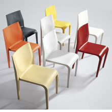 Leisure Plastic dinning/restuarant side chair in differernt color( SP-UC048)