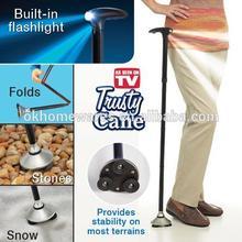 trusty cane with led trusty walking cane
