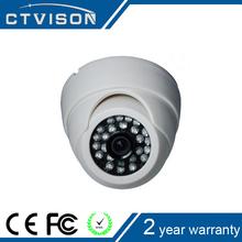 Sony 700tvl effio-e cctv dome camera 3.6mm 24IR High Definition Day/Night Indoor