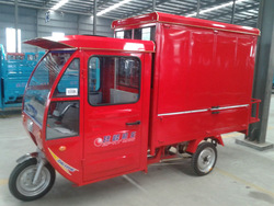 Manufacturer three wheel passenger electric tricycle