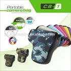 Outdoor Inner waterproof camera sling bag Neoprene camouflage for Canon 600D NEOpine