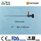 E.N.T rigid endoscope optic surgical otoscope