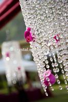 Crystal Bead Garland Diamond Strand Crystal Curtain MH-12618
