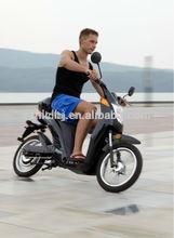 POWFU Windstorm - EEC mini electric scooter street legal, student high quality electric bike