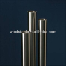 High Quality Polished 201 stainless steel pipe decorative pipe