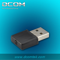 USB 2.0 Hi-Speed wireless adapter with wps button 300M usb wifi dongle