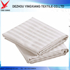 00% cotton hotel satin stripe bedding fabric satin stripe fabric white stripe bed sheet fabric