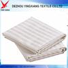 00% cotton hotel satin stripe bedding fabric satin stripe fabric white stripe bed sheet fabric