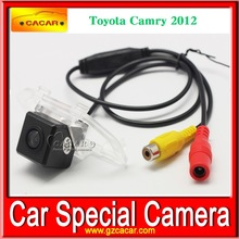 car reverse rear view camera for Toyota Camry 2012 waterproof wide angle