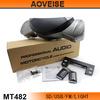 AOVEISE MT482 Motorcycle alarm audio Audio system speaker
