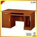 Muebles de oficina especificaciones bajo precio ordenador de mesa y estantería
