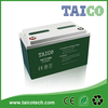 Rechargeable storage sealed lead acid solar battery 12v100ah