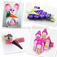 Wholesale hair clips China handicraft CHC-1038