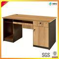 Muebles de oficina especificaciones laminado MDF de alta calidad y de mesa de estudio