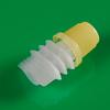 raw material filling resealable plastic nozzle cap