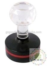 HB flash stamp crystal mount handle machine