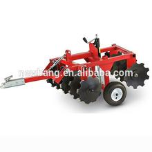 DISC CULTIVATOR Harrow - Tow Behind ATV UTV & Garden Tractor - 2.75 Ft Cut Width