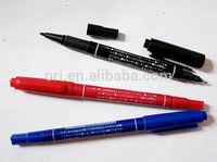 new CD pens 2 in 1 marking pen minuteness marking pen