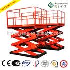 HOT SALE! Widely Used Mobile Crane Scissor Lift Platform