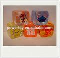 Melhor qualidade inovadora borboleta em forma de doce brinquedo de plástico doces