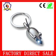 Hot Sale machine make key chain custom metal name shaped keychain(HH-key chain-325)
