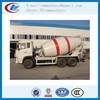 dongfeng 6X4 dalishen electric concrete mixers