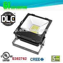 Top quality IP65 UL cUL(UL NO.E352762) DLC IP65 outdoor 70w LED flood light